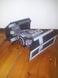 LEGO STAR WARS DARTH VADER TIE FIGHTER + DARTH VADER - SET 8017 Largs Bay Port Adelaide Area Preview