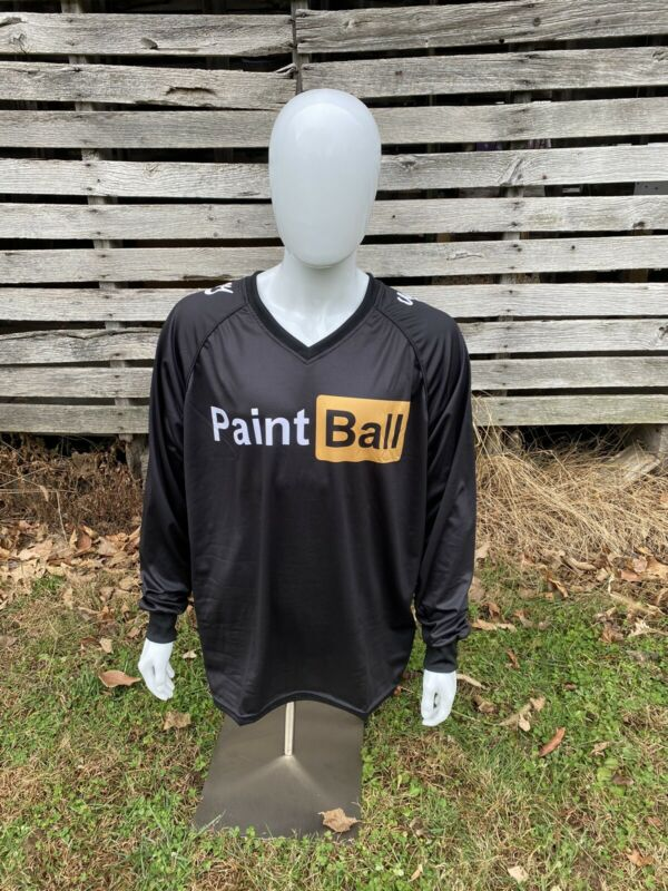PAINTBALL HUB Jersey BY UGLY - XL