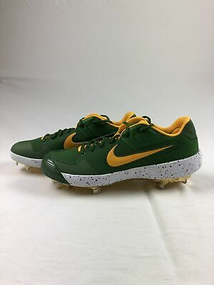 NEW Nike Low Cut Zoom Air Max - Green Cleats (Men's -