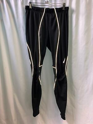 872b803ad1 Sugoi Firewall 180 Zap Tights Womens Cycling Thermal Pants Medium M Black