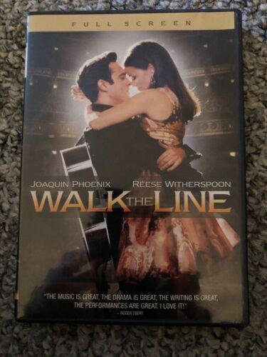 Walk the Line (DVD, 2007)