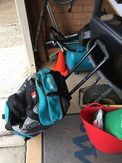 Makita bags in good condition