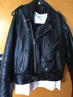 Motor cycle jacket Retro style