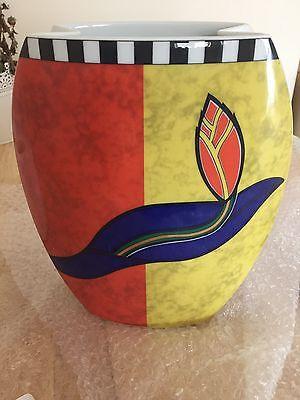 rosenthal Vase Studio Line Signed