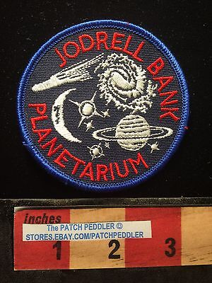 Patch Jodrell Bank Planetarium Discovery Science Museum Manchester Uk 63U7