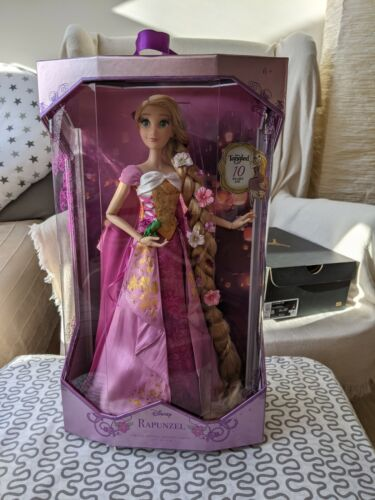 Shop Disney Store Rapunzel Limited Edition Doll, Tangled 2 💃🏼