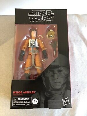 Star Wars 6 inch Black Series Wedge Antilles Action Figure New & MISB