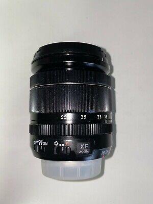 Fujifilm 18-55mm Lens