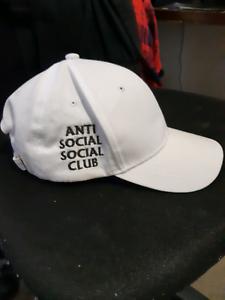 ac8e6ac43b1f5 Anti Social Social Club Hat (ASSC)
