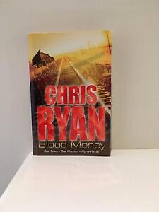 Blood Money (Alpha Force Series) by Chris Ryan Heathmont Maroondah Area Preview