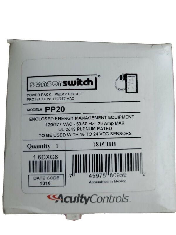 Sensor Switch ACUITY CONTROLS PP20
