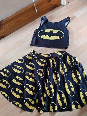 womens batman dress up costume - Batman Dress Up Kostüm