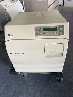 Midmark Ritter M9 Ultraclave Automatic Sterilizer - Tested