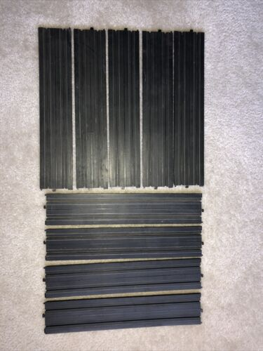 Life-like Slot Car Track 9 Pieces Of 15 Straight - $20.00