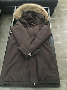 TNA Brown Winter Jacket