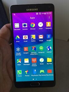 Samsung Galaxy Note 4 in Perfect Condition Algester Brisbane South West Preview