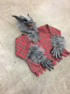 Kids Halloween costume Ware-wolf kids size M