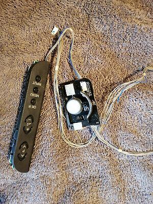Usado, LG 32LG2100 Power button /IR + side button. EAX44059405 (0) / EBR48885609-8D comprar usado  Enviando para Brazil