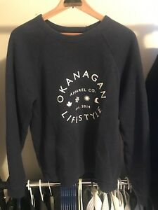 Okanagan Lifestyle Sweater Medium