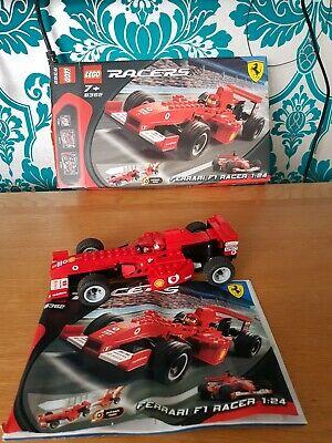 LEGO Racers Ferrari F1 Racer (8362) boxed