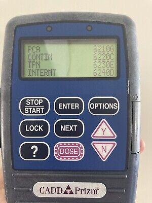 Cadd-prizm Vip 6101 Ambulatory Infusion Pump