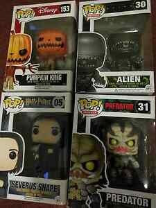 Assorted Funk Pops $15ea, $50 as a group Tenambit Maitland Area Preview