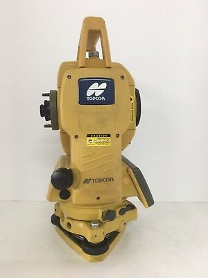 Topcon Gpt 3207 Total Station