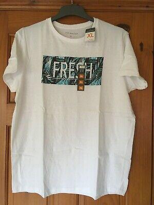 Primark T-Shirt - 'FRESH' Logo - size XL