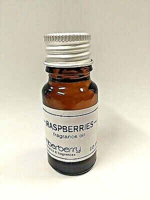 RASPBERRY Fragrance Oil 10 ml - Best Quality for soap,candles,bath