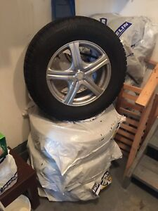 4x Winter tires & rims