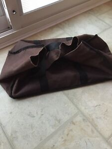 Large Bag  especially made for carrying Firewood.