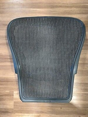Herman Miller Aeron Size C Back Mesh With Lumbar Cushion