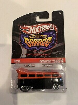 Hot Wheels Phils Garage Volkswagen T1 Drag Bus