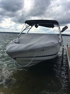 Reduced - 2006 cobalt boat with trailer
