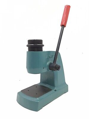 Amp Te Arbor Press 126243-1 Crimping Punch Press Tool Application Cable Terminal