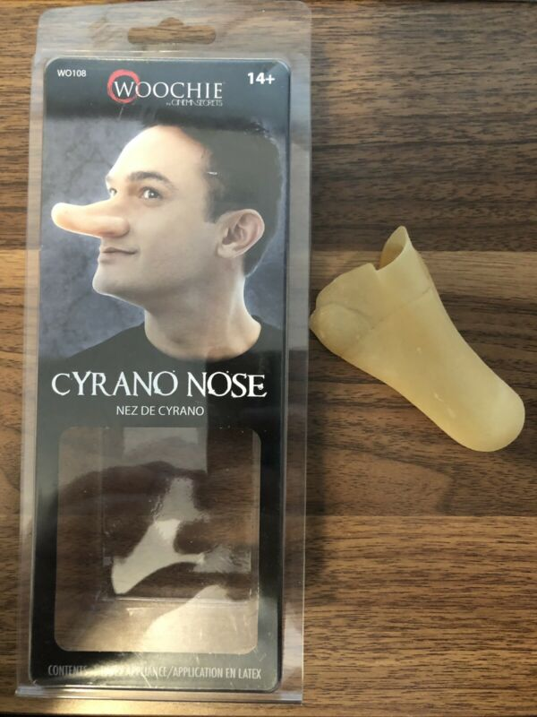 Woochie Cyrano Nose Prosthetic WO108