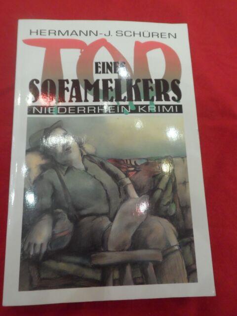 Tod eines Sofamelkers von Hermann-Josef Schüren