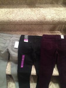 3 pairs skinny jeans size 10