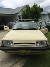 1984 Mitsubishi Sigma West Albury Albury Area Preview
