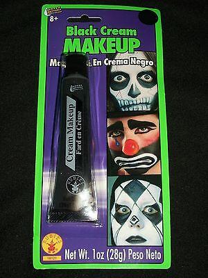Black Halloween Makeup (Halloween Black Cream Costume Makeup Theater Stage)