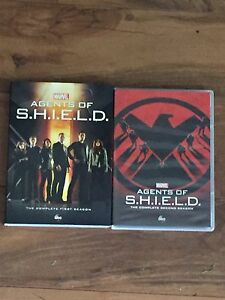 Marvel's Agents of S.H.I.E.L.D. Seasons 1 and 2