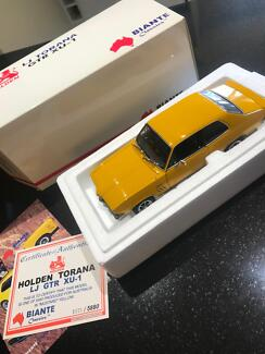 1/18 Holden & Ford Collectables