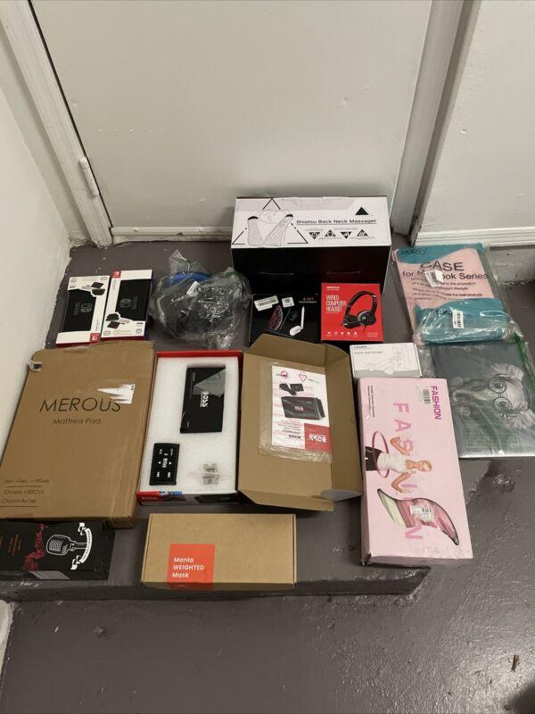Amazon wholesale lot 15 items Electronics General Merchandise Wholesale items