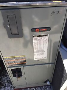 Trane Air Conditioner Ebay