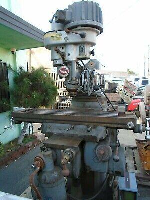 Milling Machine Tree Model 2uvr