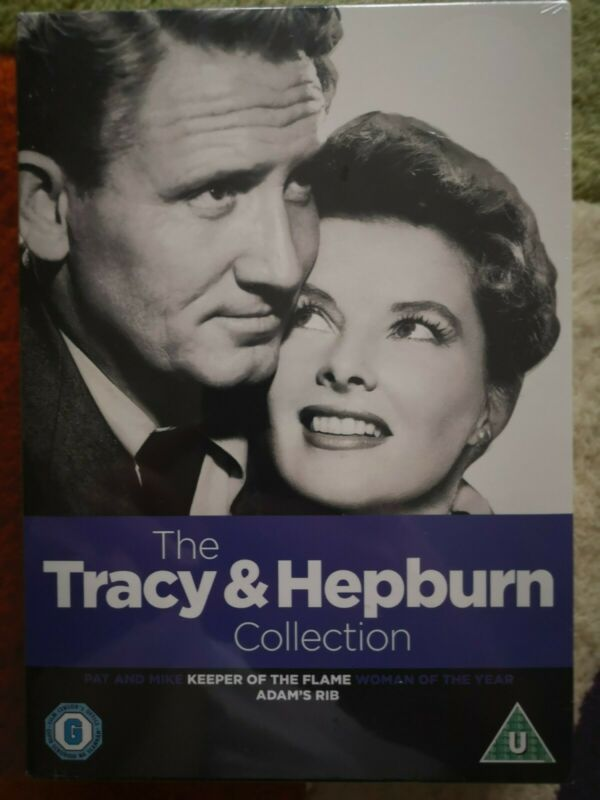 The+Tracy+%26+Hepburn+Collection+dvd+