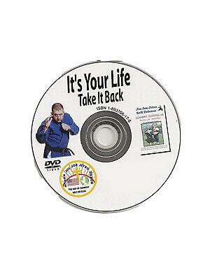 martial arts instructional dvd self defense jujitsu karate judo mma dvd CJ2