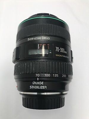 Canon EF 70-300mm f4.5-5.6 DO IS USM Lens t2i t3i t4i 40D 50D 60D 70D 80D 7D 5D