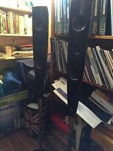 4 LG Conical Speakers plus Sub-woofer Newcastle 2300 Newcastle Area Preview