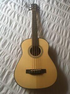 Bass Guitar Acoustic Timber Ridge